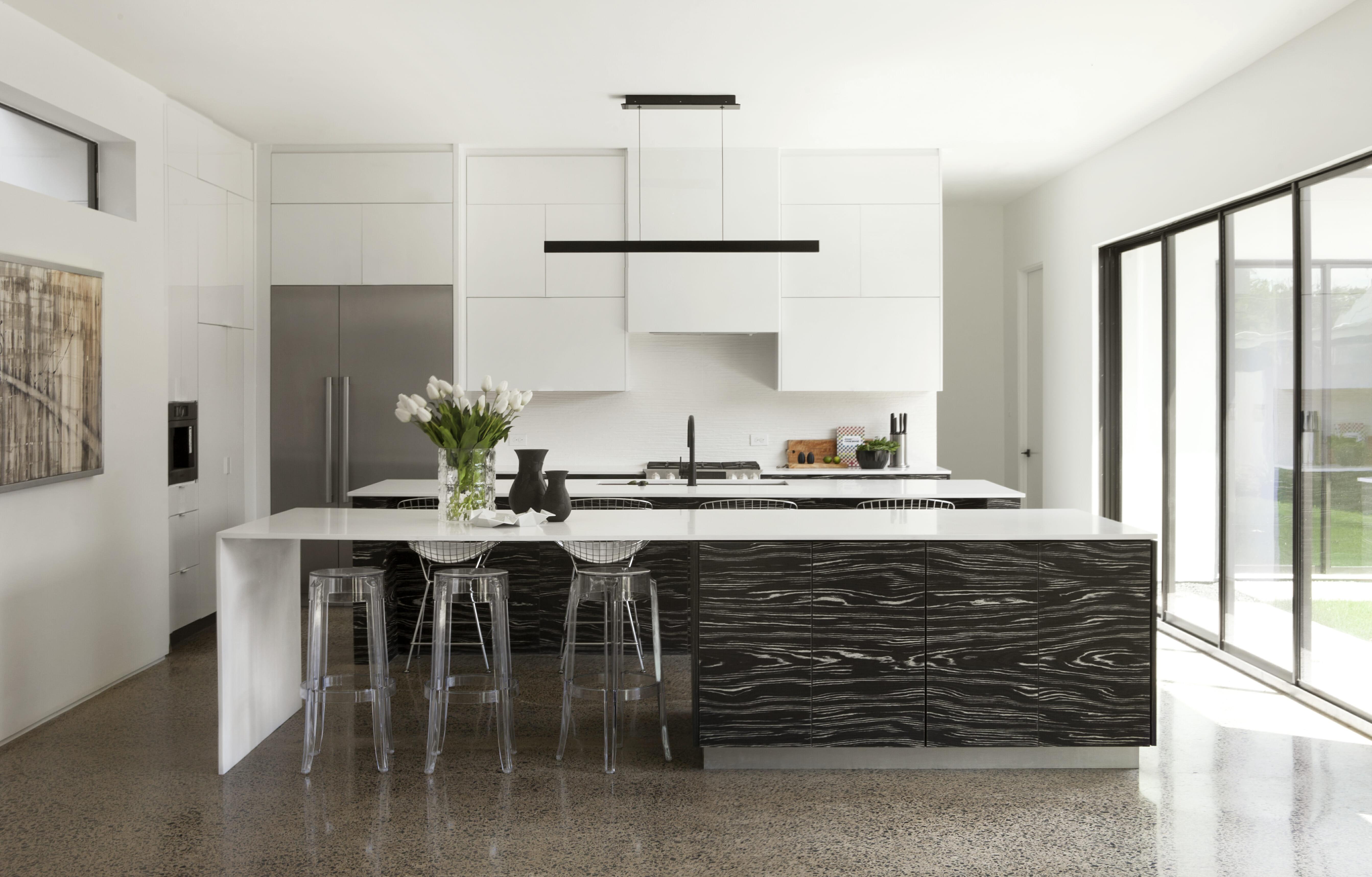 modern interior design in Dallas