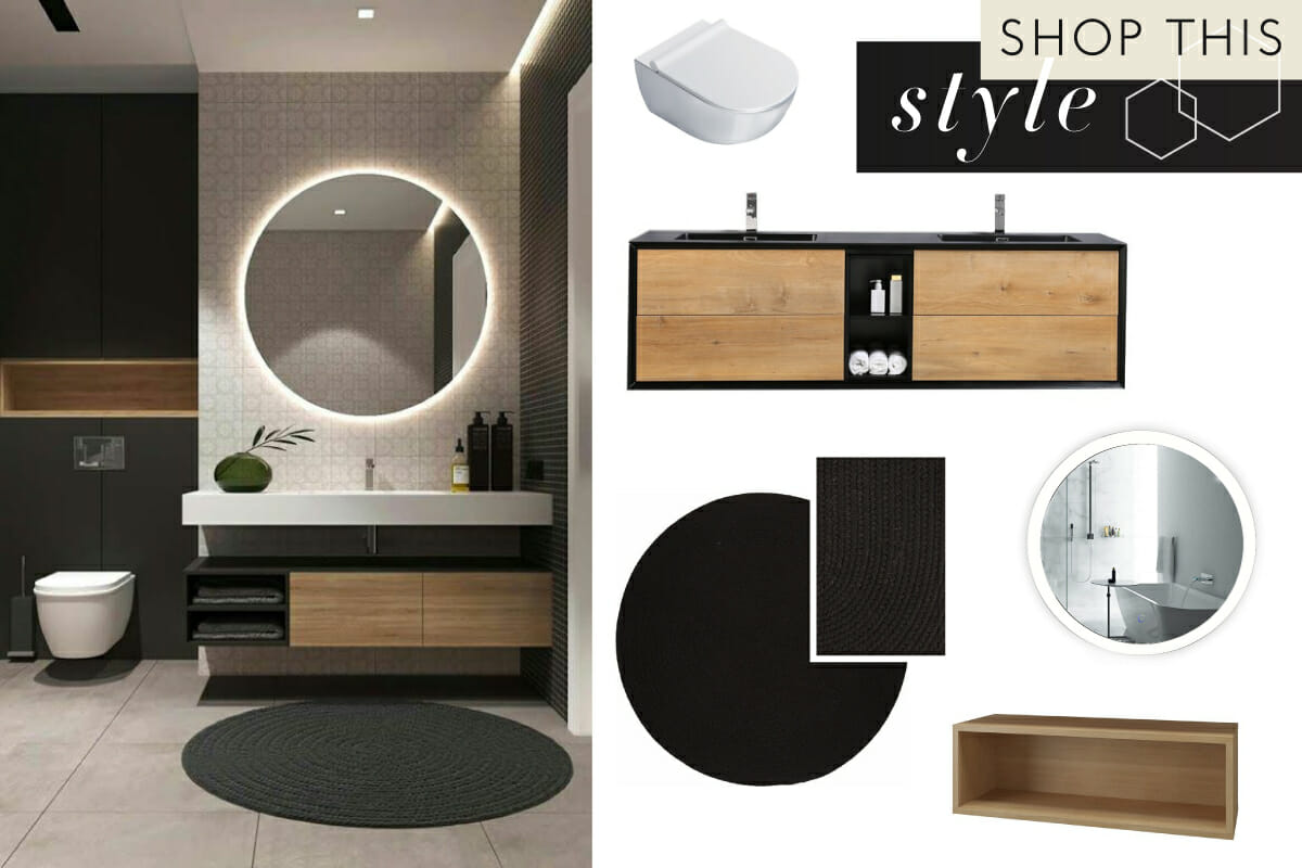 minimalist luxe interior design