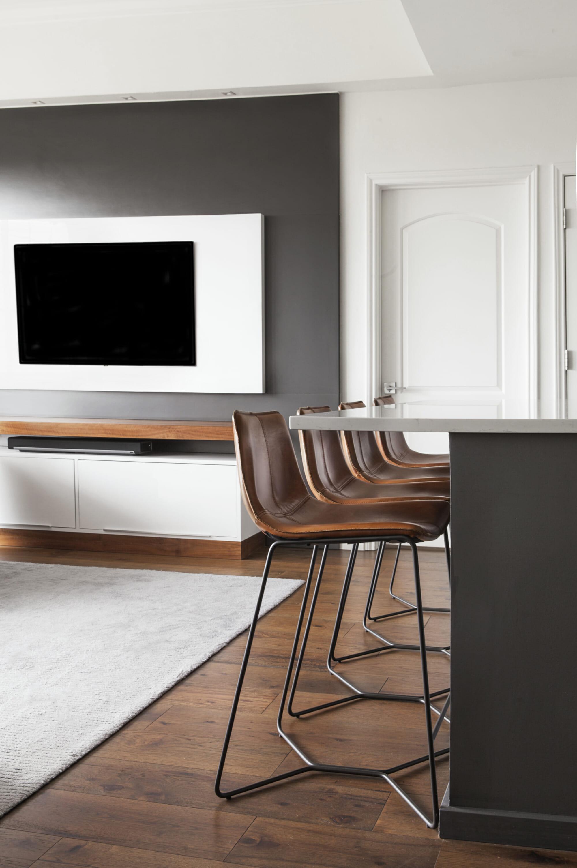 modern interior design condo