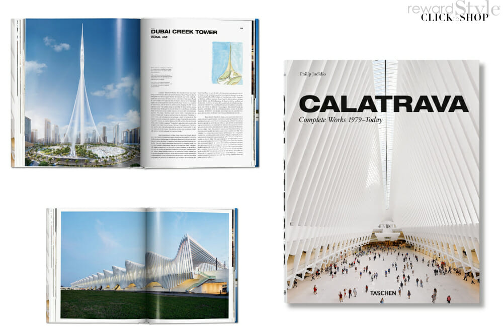 Taschen coffee table book on architecture