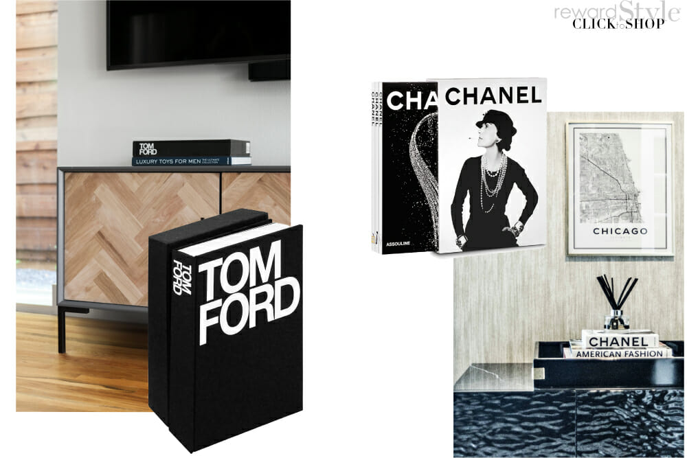 coffee table books on design