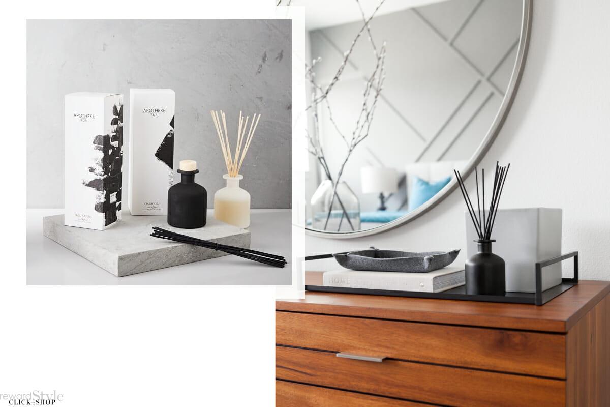 West Elm modern home fragrance